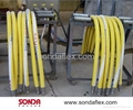 composite fule and oil hose from Sonda