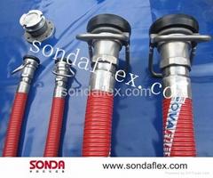 12inch composite fule hose, oil hose