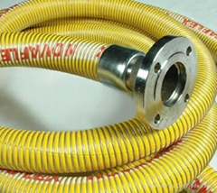 Convey-chemical composite hose