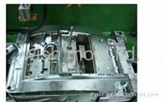 china auto plastic injection mould maker in shenzhen