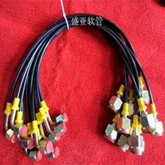 供應HF系列測壓軟管總成 扣壓各種形式接頭
