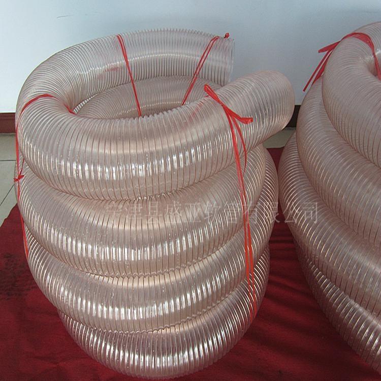PU聚氨酯风管 耐磨性强 无毒无味 1