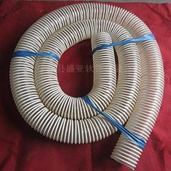 PU塑觔螺旋管