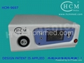 endoscopic pump led light source for