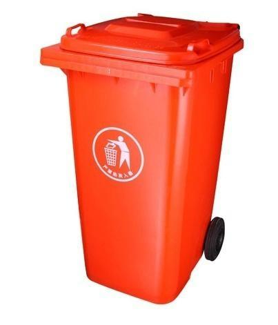合肥塑料垃圾桶 1