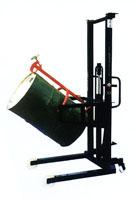 可倾式油桶搬运车