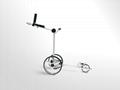 X1P Beauty push golf trolley(with brake) 2