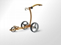 X2P Beauty manual golf trolley(with brake)