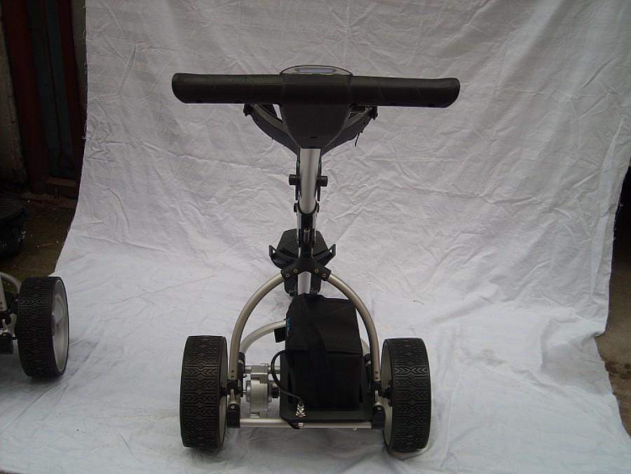601G LCD Amazing electric golf trolley 5
