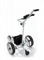 X1R fantastic remote golf trolley 2