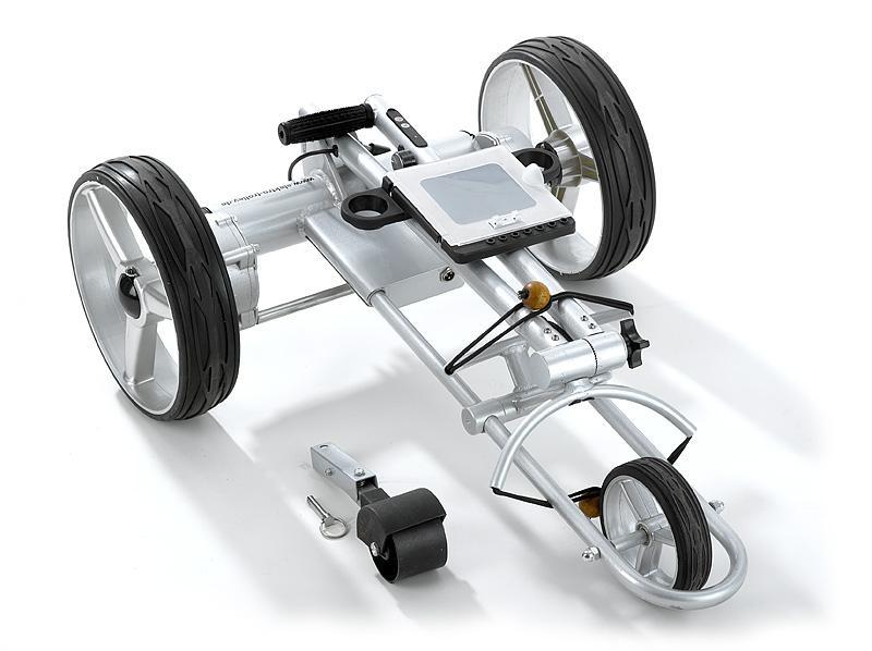 X1R fantastic remote golf trolley 3