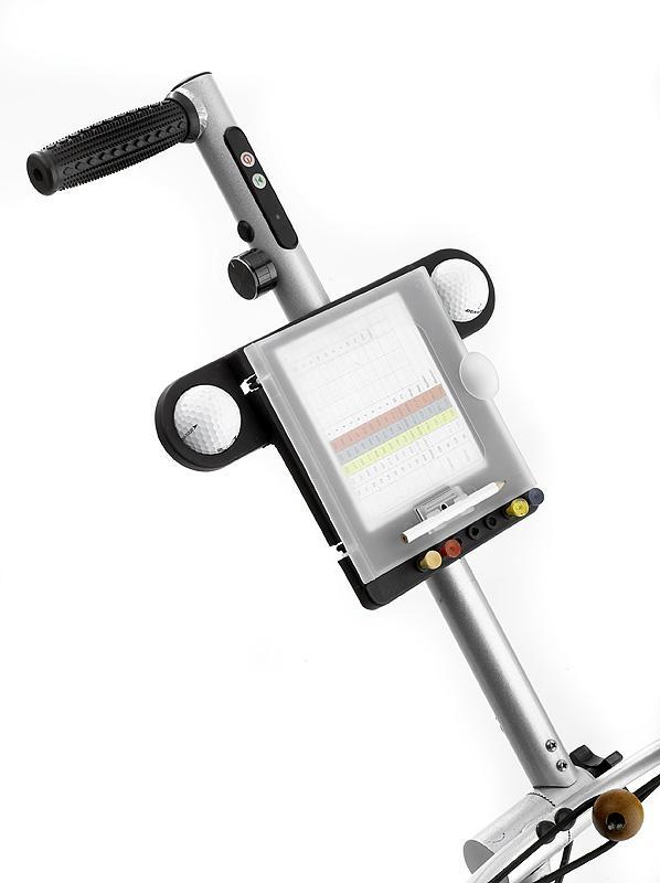 X1R fantastic remote golf trolley 5