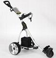 601R Smooth remote golf trolley