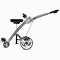 106E shark electric golf trolley