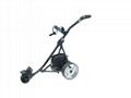 602DG Digital Amazing electrical golf trolley 2