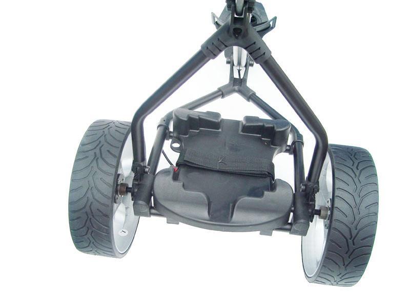 602DG Digital Amazing electrical golf trolley 3