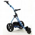 602D Amazing electrical golf trolley