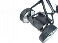 602D Amazing electrical golf trolley 2