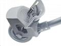 602D Amazing electrical golf trolley 3