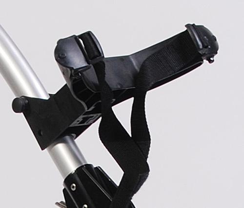 Velcro Upper Bag Support
