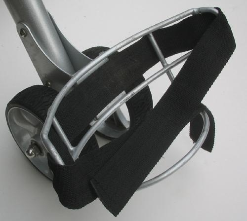 Velcro Upper Bag Support