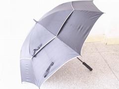 anti wind umbrella
