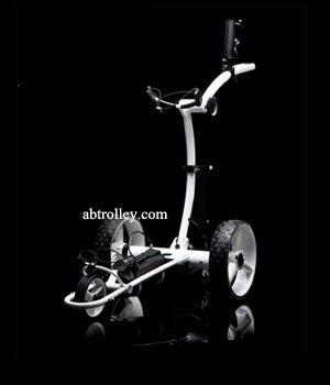 Beautiful lithium battery golf trolley