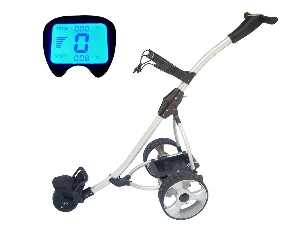 601G LCD golf caddy 1