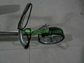 Stainless steel push golf trolley