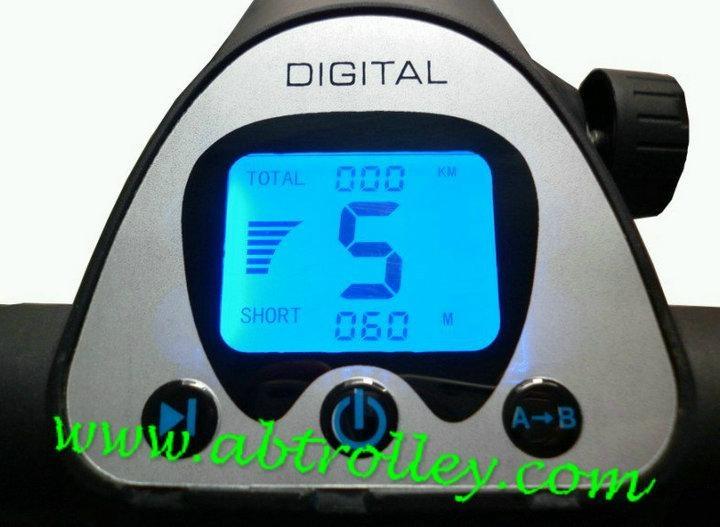 601G LCD golf caddy 4