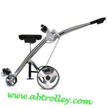 106E golf trolley 3