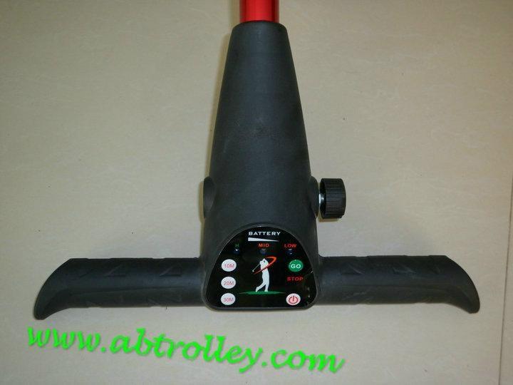 601TR remote control golf trolley 3