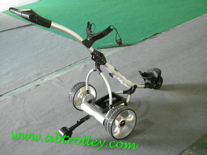 601TR remote control golf trolley 4