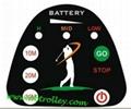 601TR remote control golf trolley 5