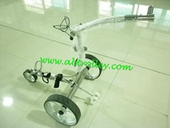 remote golf trolley