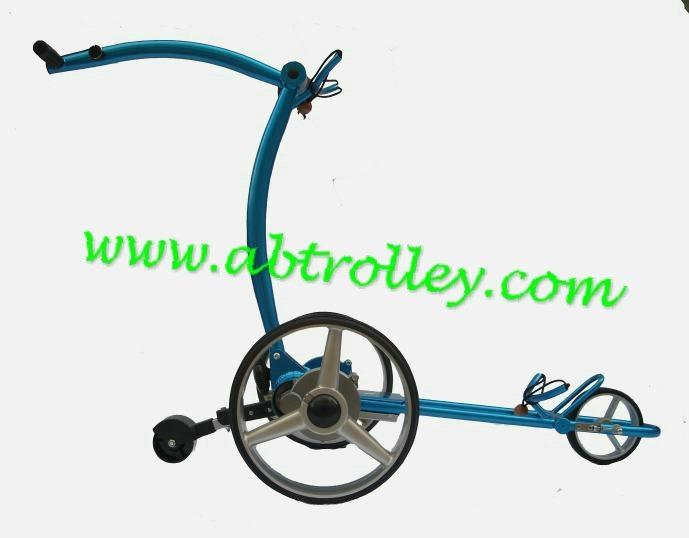 Golf handcart 5