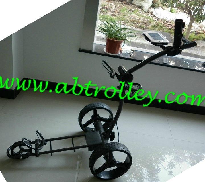 Golf trolley  4