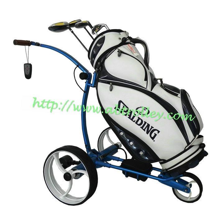 G5R remote golf trolley 1