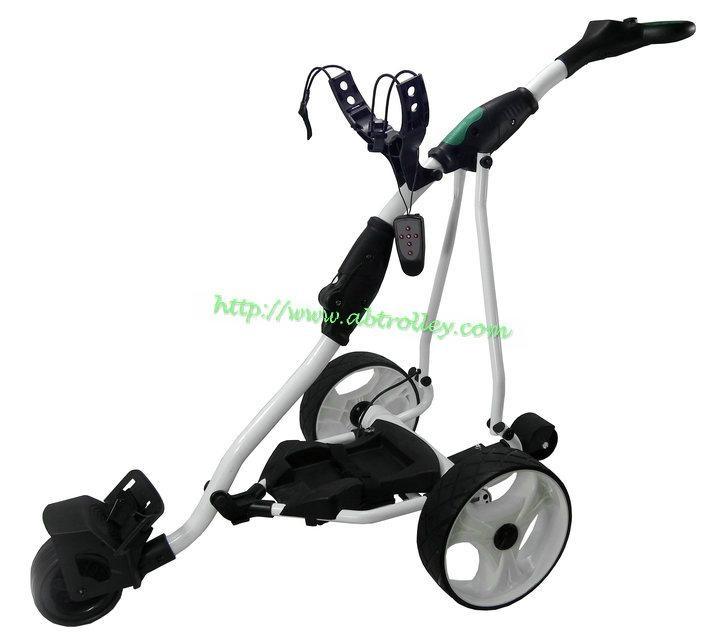 Newest Remote Control Electric Golf Trolley  1