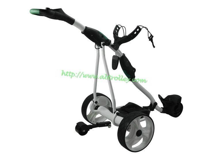 Newest Remote Control Electric Golf Trolley  2