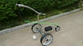 High degree Stainless steel Golf Trolley