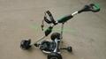 Pneumatic tire Golf Trolley 2018 Newest
