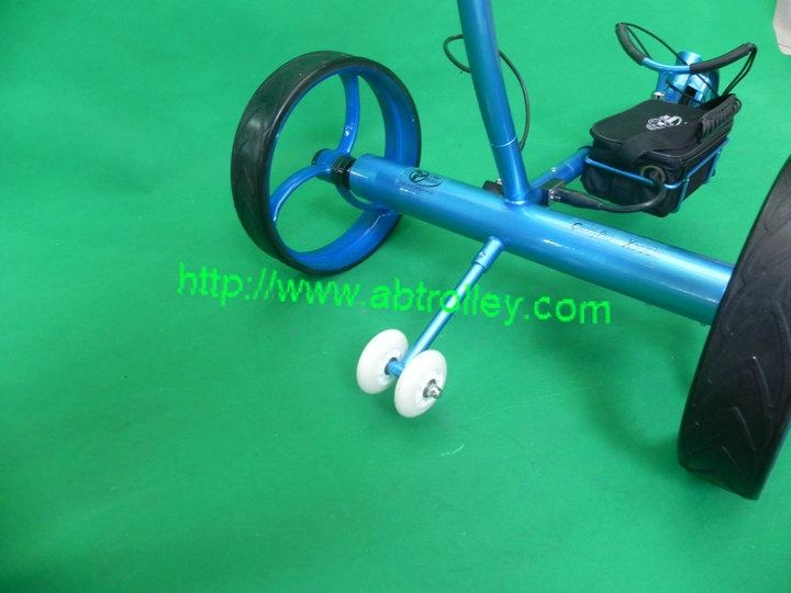 Patented Wireless Remote Controlled stainless steel Golf Trolley, TOP SALES 2