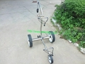 Wireless Remote Control stainless steel Golf Trolley 4