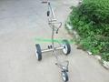 Wireless Remote Control stainless steel Golf Trolley easy control golf trolley 4
