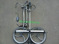 Wireless Remote Control stainless steel Golf Trolley 7