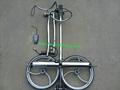 Wireless Remote Control stainless steel Golf Trolley easy control golf trolley 7