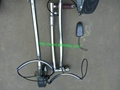 Wireless Remote Control stainless steel Golf Trolley 8