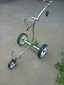 Wireless Remote Control stainless steel Golf Trolley 9