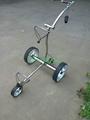 Wireless Remote Control stainless steel Golf Trolley easy control golf trolley 11